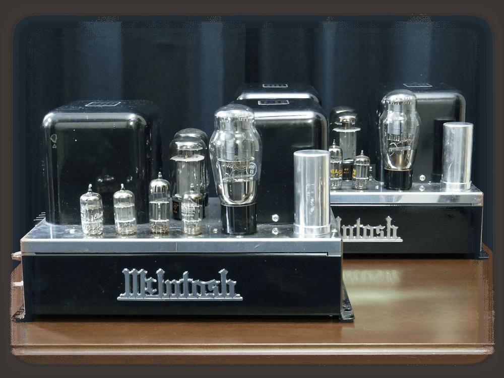 McIntosh マッキントッシュ MC-30 真空管モノラルパワーアンプ