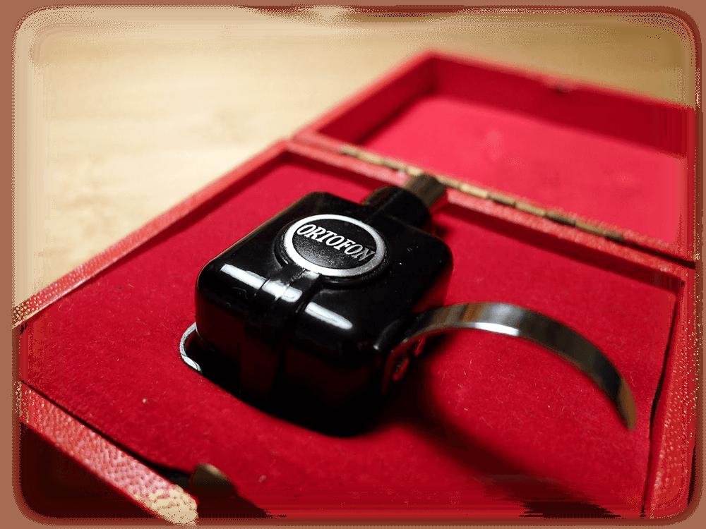 ortofon オルトフォン SPU-A mcカートリッジ